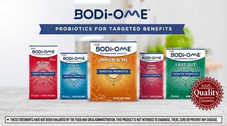 Multitasking Probiotic Supplements