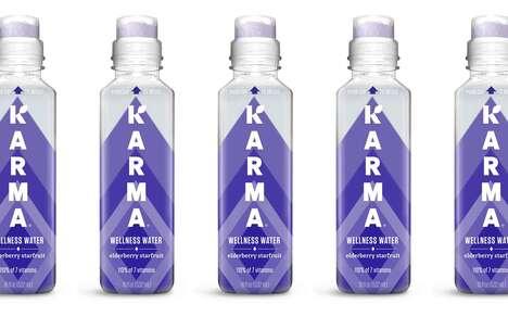 Vitamin-Rich Wellness Drinks