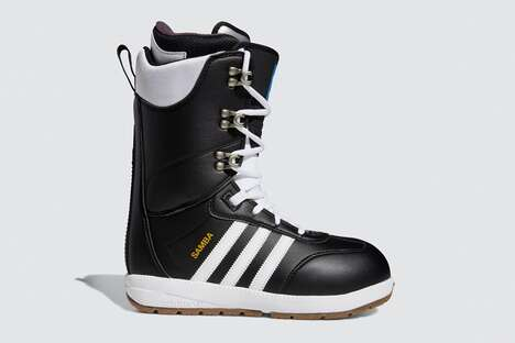 Responsive Snowboard Boots