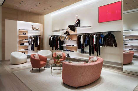 Luxe Fashion House Store Openings