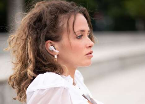 Touch Interface Headphones