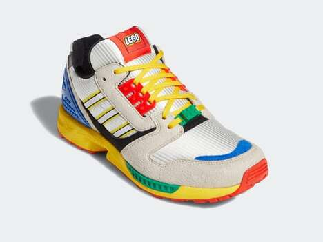 Collaborative LEGO Sneakers