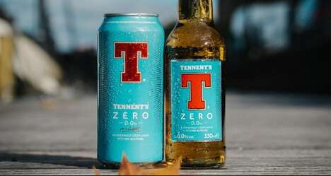 Low-Calorie Alcohol-Free Beers