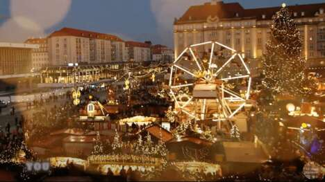 Virtual Christmas Markets