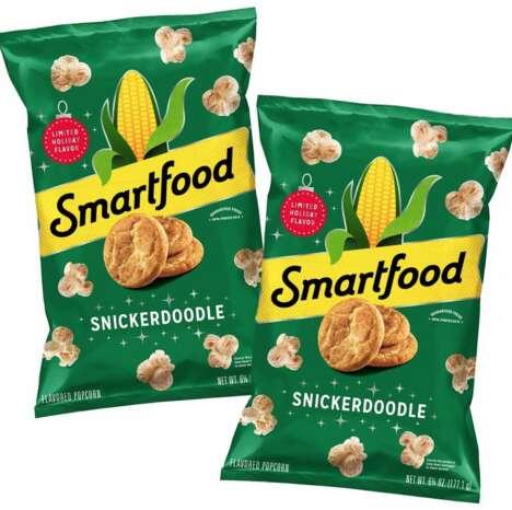 Cinnamon Cookie-Flavored Popcorn