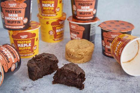 60-Second Protein Muffins