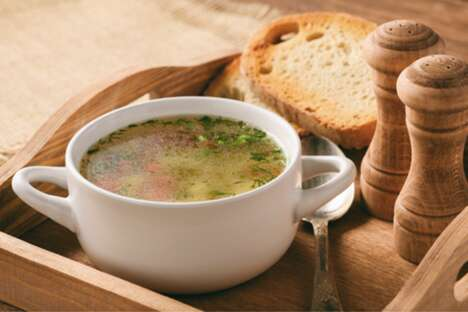 Coconut Water-Based Soups