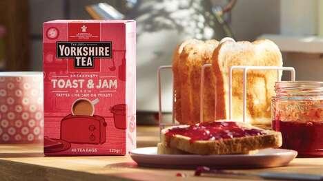 Toasty Jam Teas
