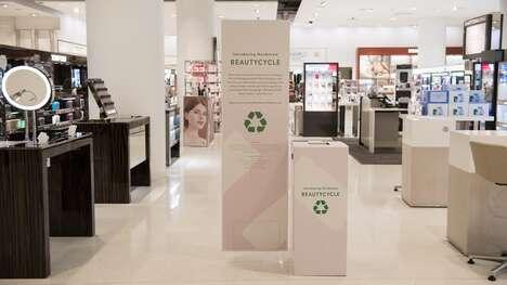 In-Store Beauty Depositories