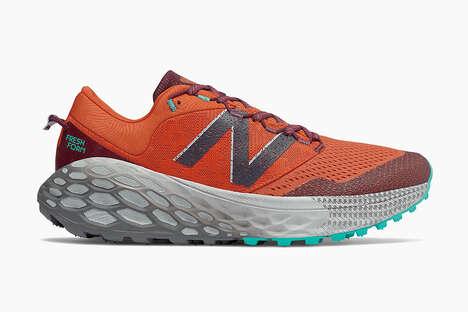 Responsive Trail Runner Sneakers