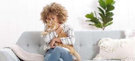 Symptom-Detecting Cat Litters