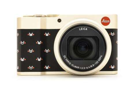 Mascot-Inspired Camera Editions