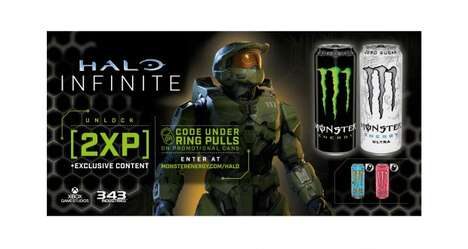Gamer Energy Drink Promos