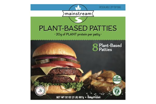 Affordable Plant-Based Patties