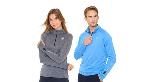 Heat-Radiating Sweaters