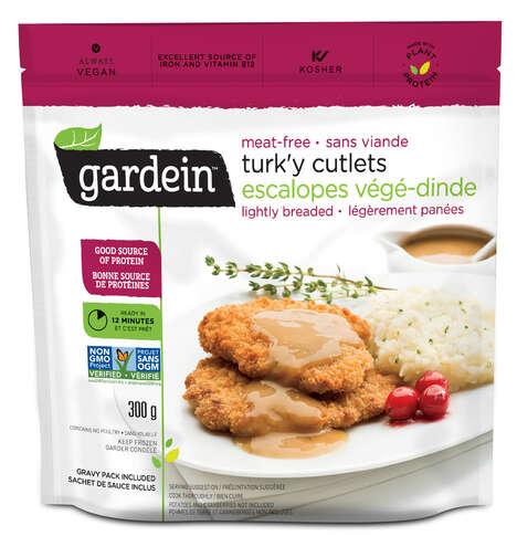 Plant-Based Turkey Alternatives