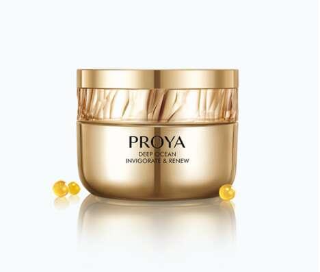 Luxurious Caviar Face Creams