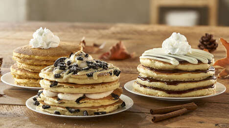 Cookie-Inspired Buttermilk Pancakes