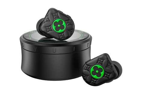 Luxe Monogrammed Headphones