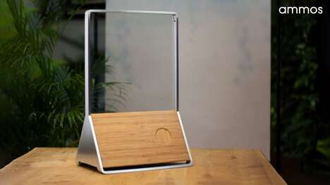 Eco-Minded Speaker Systems