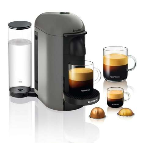 Centrifusion Technology Coffee Brewers