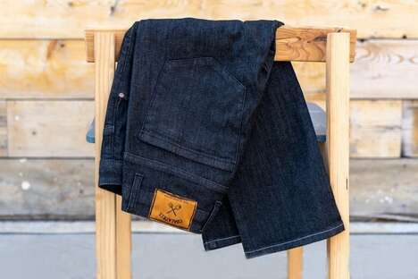 Recycled Component Denim