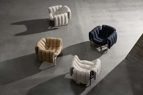 Puffy Lounge Chairs