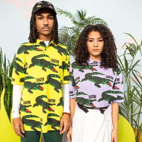 Youthful Sportswear Collaborations
