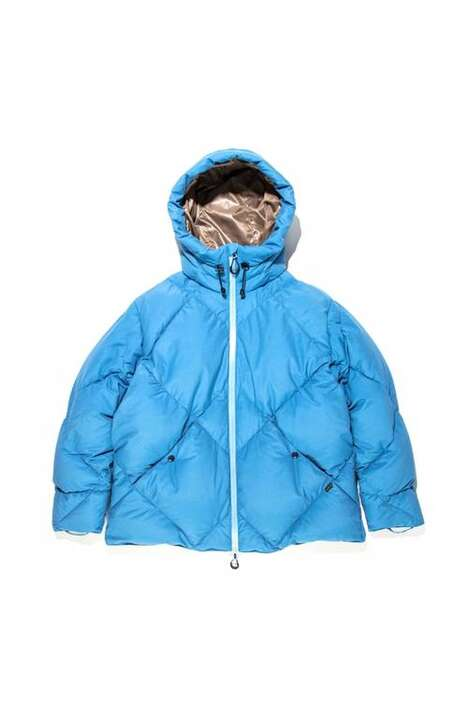 Unisex Winterized Puffer Coats