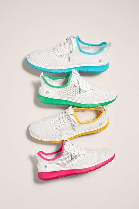 Communication Platform Sneakers