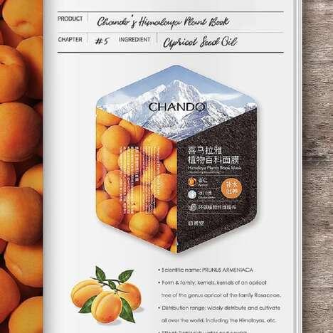 Moisture-Boosting Apricot Masks