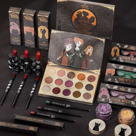 Bewitching Cosmetic Collaborations