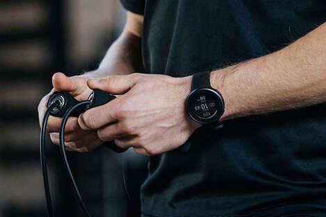 Anti-Overexertion Smartwatches