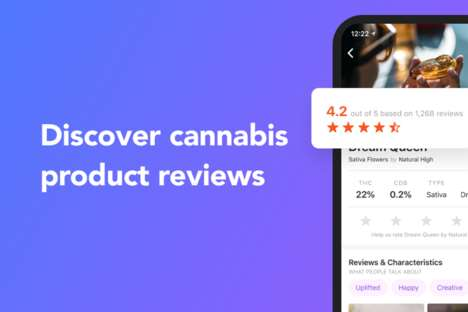 Cannabis Product Review Platforms