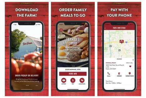 Homestyle Restaurant Apps
