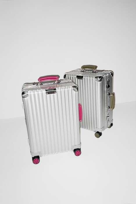 Luxury Customizable Suitcases