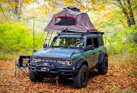 Overlanding-Ready SUVs