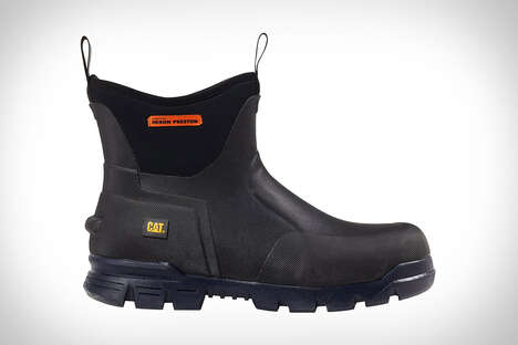 Collaboration Outdoorsman Boots