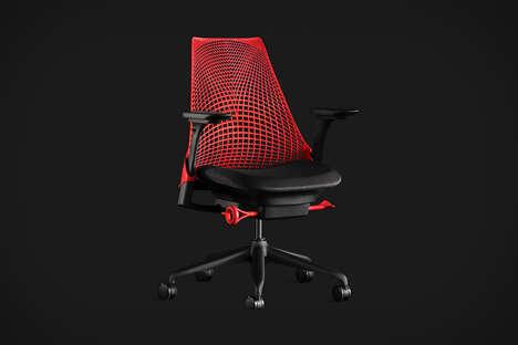 Ultra-Modern Gamer Furniture