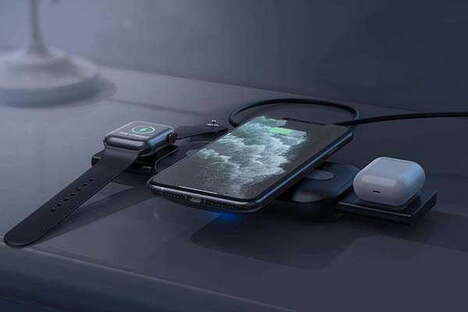 Expandable Wireless Chargers