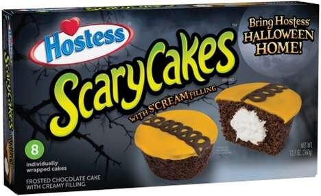 Halloween-Themed Snack Cakes