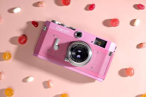 Re-worked Bubblegum Film Cameras