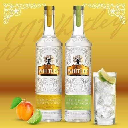 Consumer-Driven Vodka Flavors