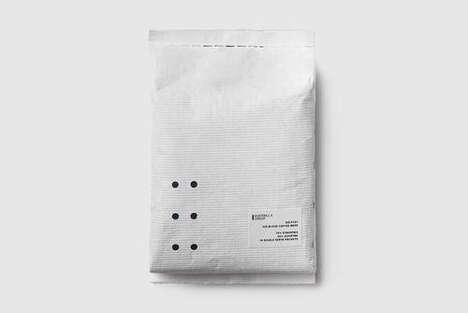 Single-Serve Coffee Pouches