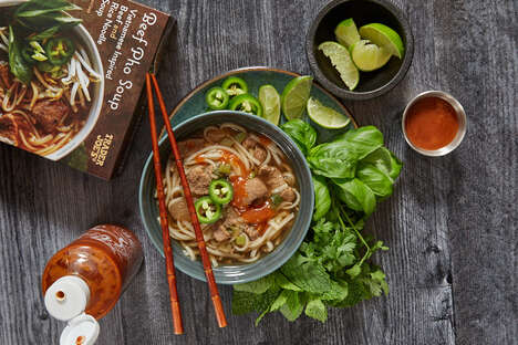 Heat-and-Serve Vietnamese Soups
