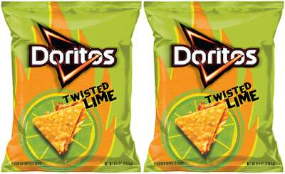 Fiery Lime Tortilla Chips