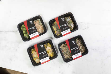 Collaborative Performance Meals
