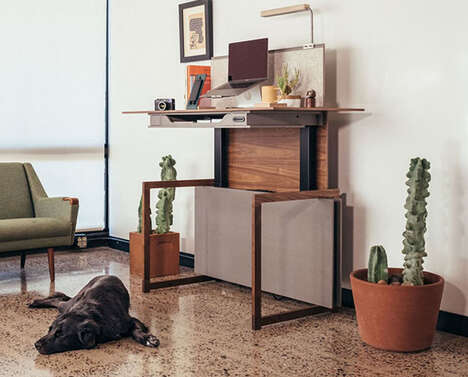 Productivity-Enhancing Workstations