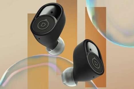 Ear-Scanning Earbuds
