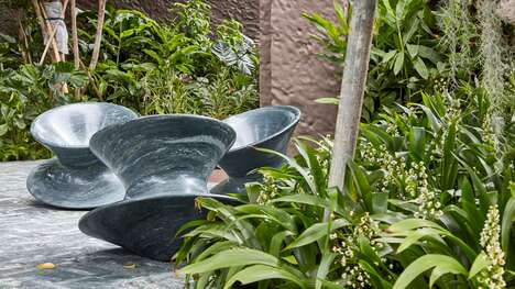 Granite Spun Chair Designs